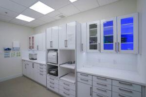 consultation room - blossom smiles dental