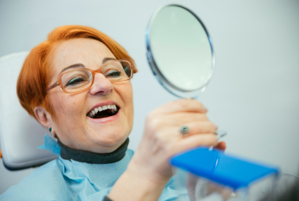 dentures - blossom smiles dental