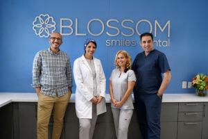 our team - blossom smiles dental