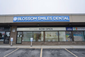 outside clinic - blossom smiles dental